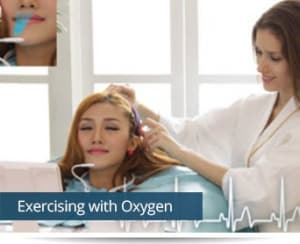 Excercise with Oxygen